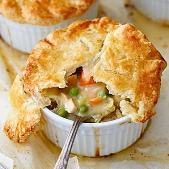 Seriously Good Chicken Pot Pie Craving Tasty