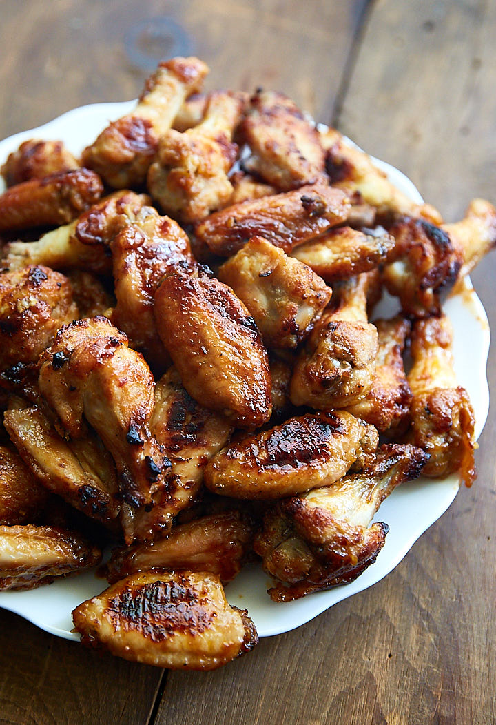 Killer Baked Chicken Wings