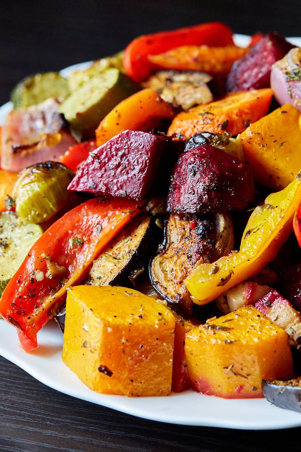 best roasted vegetables