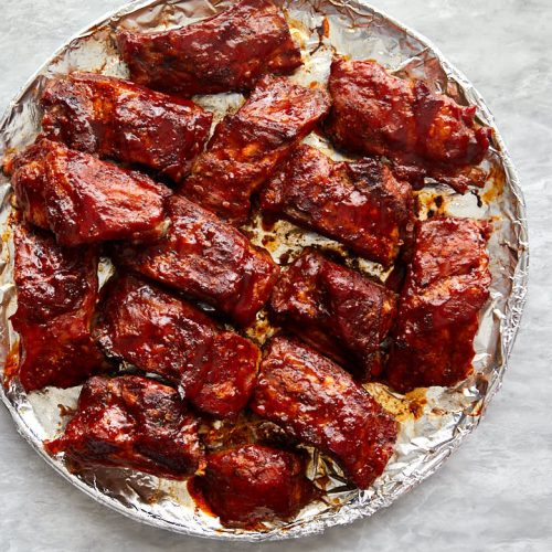 Baked-Baby-back-ribs--step-11-remove-from-oven-finished-ribs