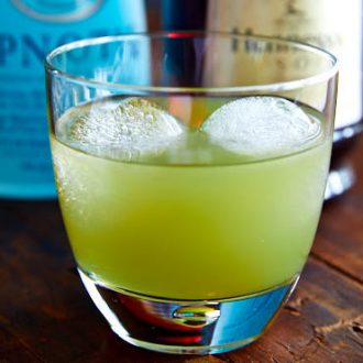 Incredible Hulk Drink - Only two ingredients required for this recipe. Delicious! A perfect drink for unwinding after a busy day. | ifoodblogger.com