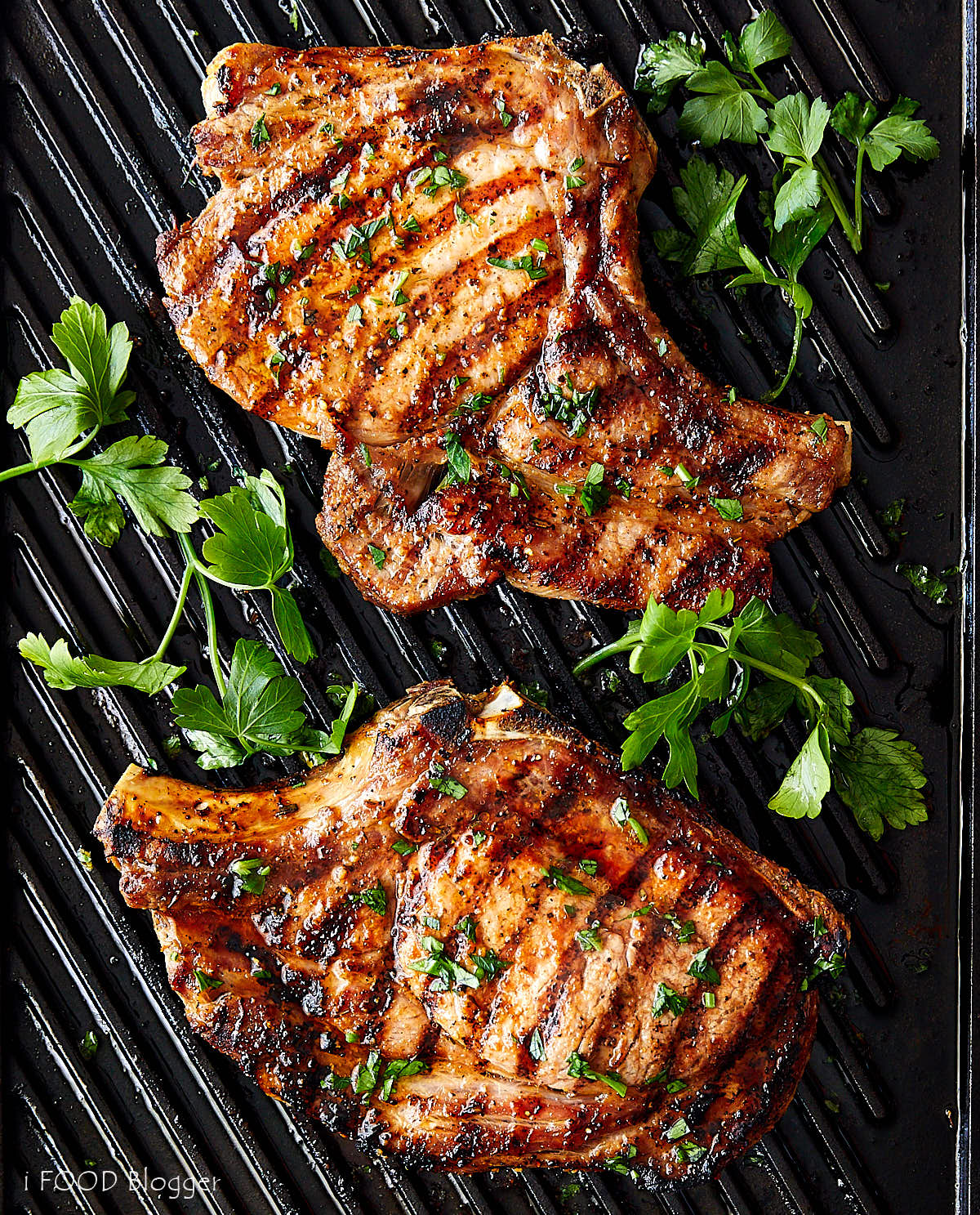 Broiled Pork Chops With Creole Seasoning Craving Tasty