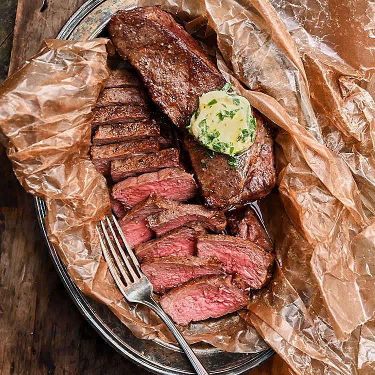air fryer steak cooking chart